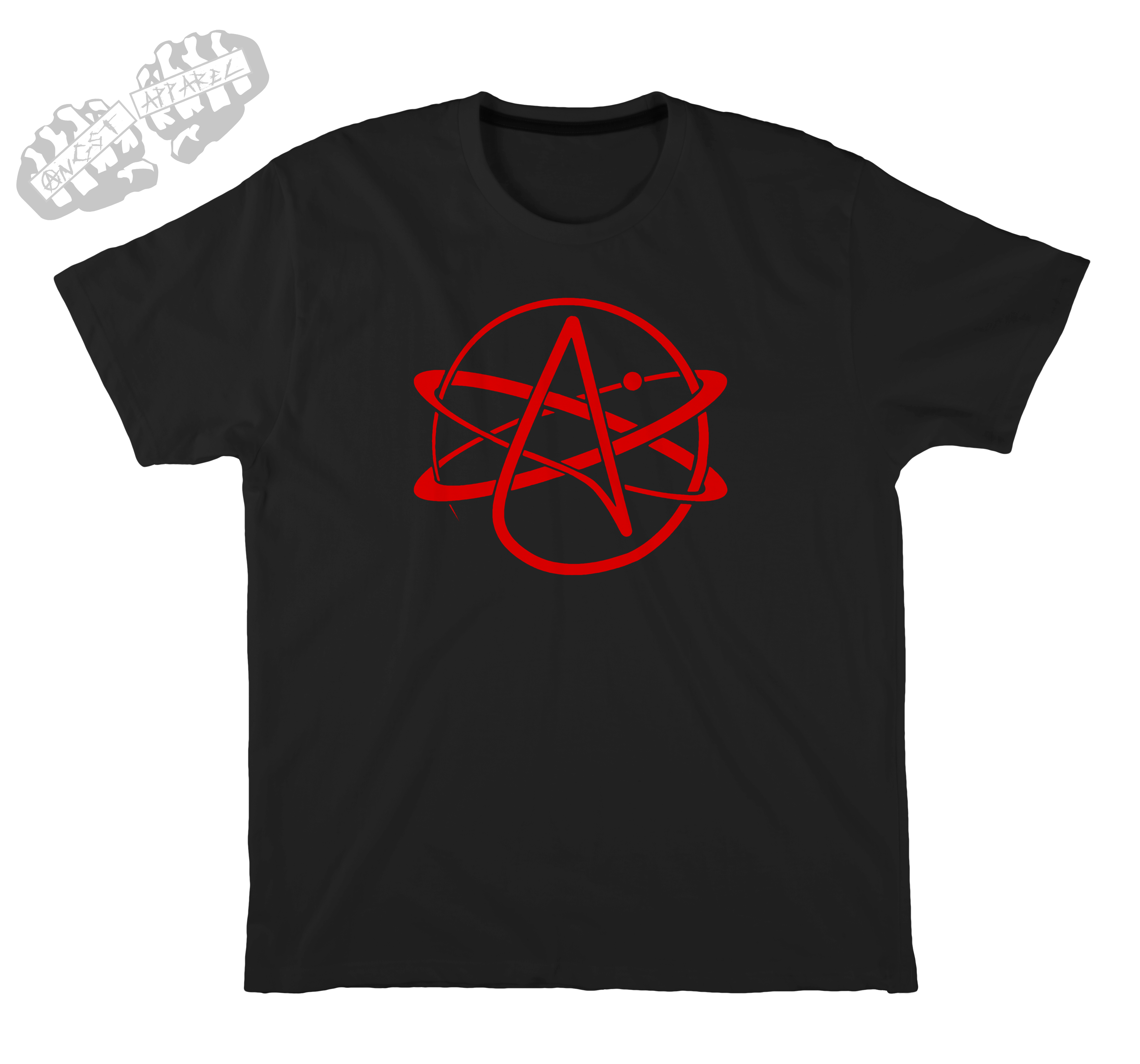 Offensive atheist shirt for the godless and non believers atheist t shirts custom t shirt designs biocorpaavc
