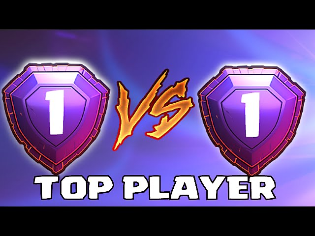 Clash Of Clans Legend Vs Legend Player Top Player Fights